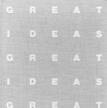 Image of Great Ideas - Book