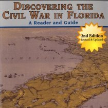Image of Discovering the Civil War in Florida:  A reader and guide - Book
