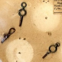 Image of Watch winding stems - Watch