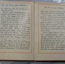 Image of Book of Don't (etiquette)