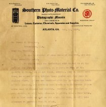 Image of Letter to W. N. Thompson, Esq.   - Letter