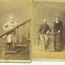 Image of unidentified portraits