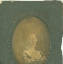 Image of Portrait of Janie Morse - Print, Photographic