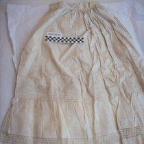 Image of Cotton Victorian petticoat - Petticoat