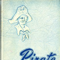 Image of The 1957 Pirate  - Yearbook