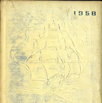 Image of The 1958 Pirate - Yearbook