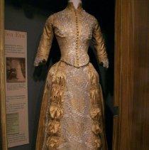Image of Mary Lee Jones Hamilton wedding dress - Dress, Wedding