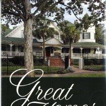 Image of Great Homes of Fernandina - Book