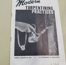 "Image of ""Modern Turpentine Practices"""