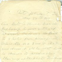 Image of A letter to Scott M. Thompson from H. M. McDonald - Letter