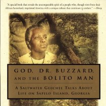 Image of God, Dr. Buzzard, and the Bolito Man - Book