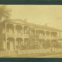 Image of Florida House Inn ( 1880's ?) - Print, Photographic