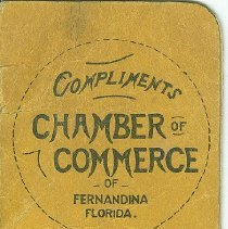 Image of Chamber of Commerce pocket notebook - Notebook