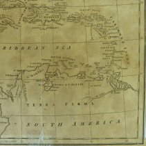Image of An Accurate Map of the West Indies 1794