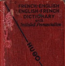 Image of Hugo's Pocket Dictionary French-English and English-French - Dictionary