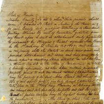 Image of Property Indenture - Indenture