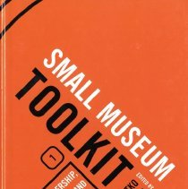 Image of Small Museum Toolkit, Book 1:  Leadership, Mission and Governance  - Book