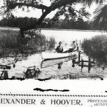 """Image of """"Alexander and Hoover, Professional Artists"""" - Print, Photographic"""