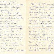 Image of Bidingfeld letter, pp.3-4