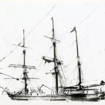Image of Pedro Lacave (sailing ship) - Print, Photographic