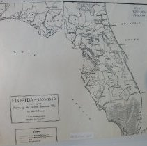 Image of Map of the New Governments of E & W Florida