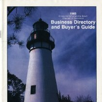 Image of 1985 Business Directory and Buyer's Guide - Directory,  Business