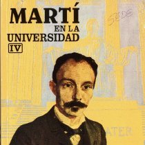 Image of Marti en la Universidad IV - Book