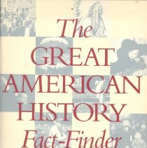 Image of The Great American History Fact-Finder - Book