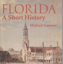 Image of Florida: A Short History - Book