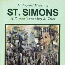 Image of St. Simons Island: a summary of its history - Book