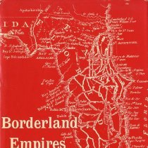 Image of Borderland empires in transition
