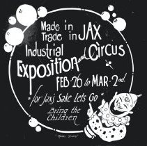 Image of Jax Industrial Exposition and Circus - Print, Photographic