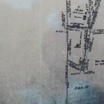Image of Plat Amelia Lighthouse Resrvation 1926