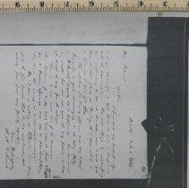 Image of Surveyor Letters - Letter