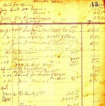 Image of Day Book - Ledger