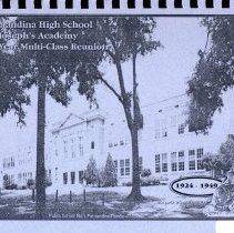 Image of Fernandina High School and St. Joseph's Academy 25 Year Multi-Class Reunion - Calendar