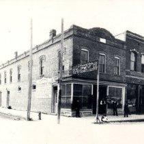 Image of Fernandina Development Company building - Print, Photographic