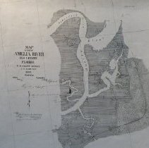 Image of St Mary's River and Fernandina Harbor