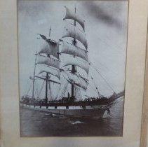 Image of 3 Masted Gun Boat