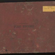 Image of Fire Record 1