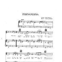 Image of Fernandina song