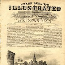 Image of Frank Leslie's Illustrated Newspaper