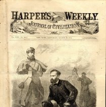 Image of Harper's Weekly:  A Journal of Civilization