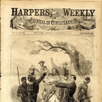 Image of Harper's Weekly:  A Journal of Civilization New York, Saturday, September 28, 1861. - Newspaper