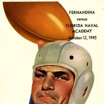 Image of Fernandina versus Florida Naval Academy - Program