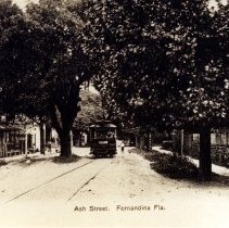 Image of Ash Street - Print, Photographic