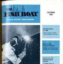 Image of The Fish Boat: Boat building editions - Periodical
