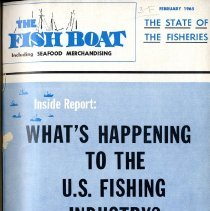 Image of The Fish Boat: The state of the fisheries editions - Periodical