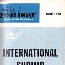 Image of The Fish Boat: International shrimp issue - Periodical