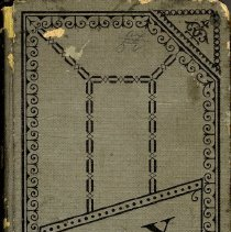 Image of Day Book Ledger.  Court House Repair 1922, Fernandina, Florida. - Ledger